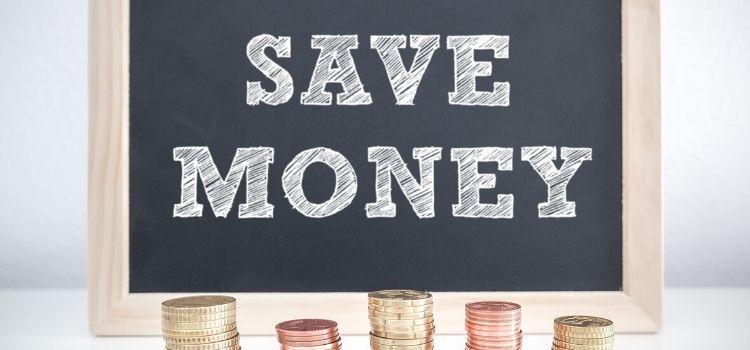 geld besparen op de boekhouding